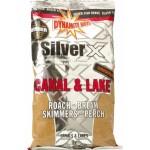 Jaukas  Dynamite  Baits   Silver X  Canal - Lake