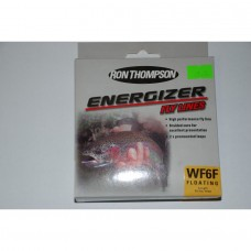 FLY  LINES   WF6F   floating   Ron  Thompson  ENERGIZER