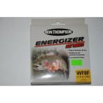 FLY  LINES   WF8F   floating   Ron  Thompson  ENERGIZER